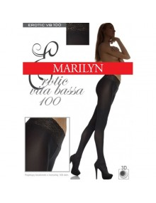 Подробнее про Колготки Erotic vita bassa 100 производителя Marilyn
