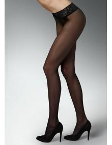 Смотреть Колготки Erotic vita bassa 30 черные