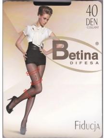 Смотреть Колготки Betina 40 (Fiducja) коричневые